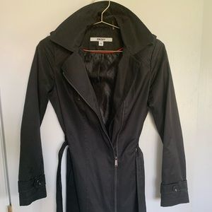 *NEW* DKNY Belted Trench Coat